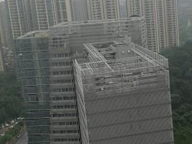 佛山南海里广路公寓及酒店屋面噪音治理工程
